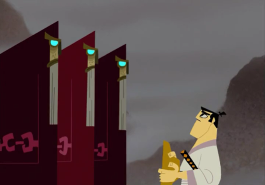 Samurai Jack – T2E07 – Jack and the Monks [Sub. Español]