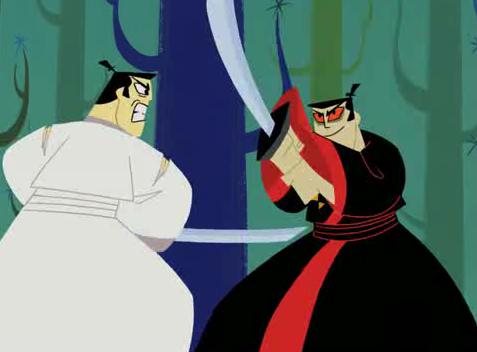 Samurai Jack – T1E08 – Jack vs. Mad Jack [Sub. Español]