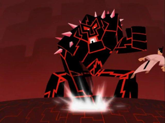 Samurai Jack – T1E10 – Jack and the Lava Monster [Sub. Español]