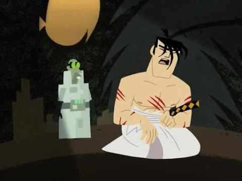 Samurai Jack – T2E05 – Jack and the Ultra-robots [Sub. Español]