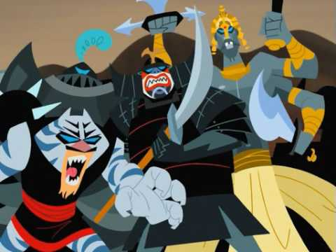 Samurai Jack – T2E10 – Jack vs. Demongo, the Soul Collector [Sub. Español]