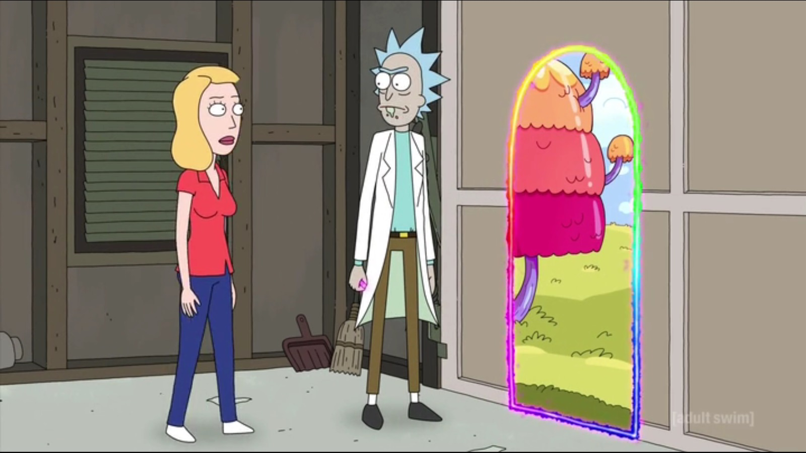 Rick y Morty : 3×9 The ABCs of Beth [Sub. Español]
