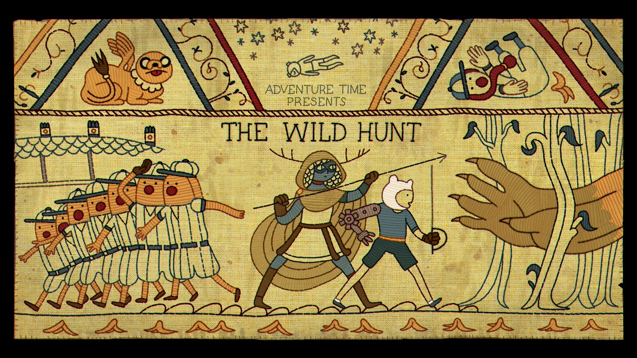 Adventure Time – T9E15 – The Wild Hunt [Sub. Español]