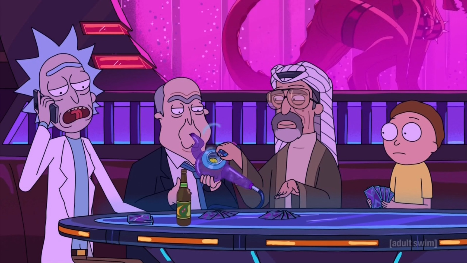Rick and Morty – T3E10 – The Rickchurian Mortydate [Sub. Español]