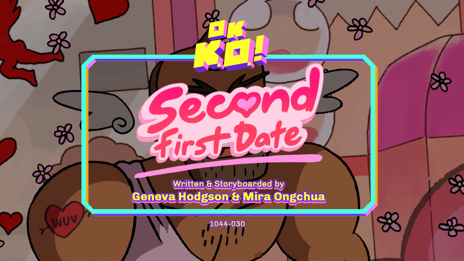 OK K.O.! Let's Be Heroes – T1E23 – Second First Date [Sub. Español]