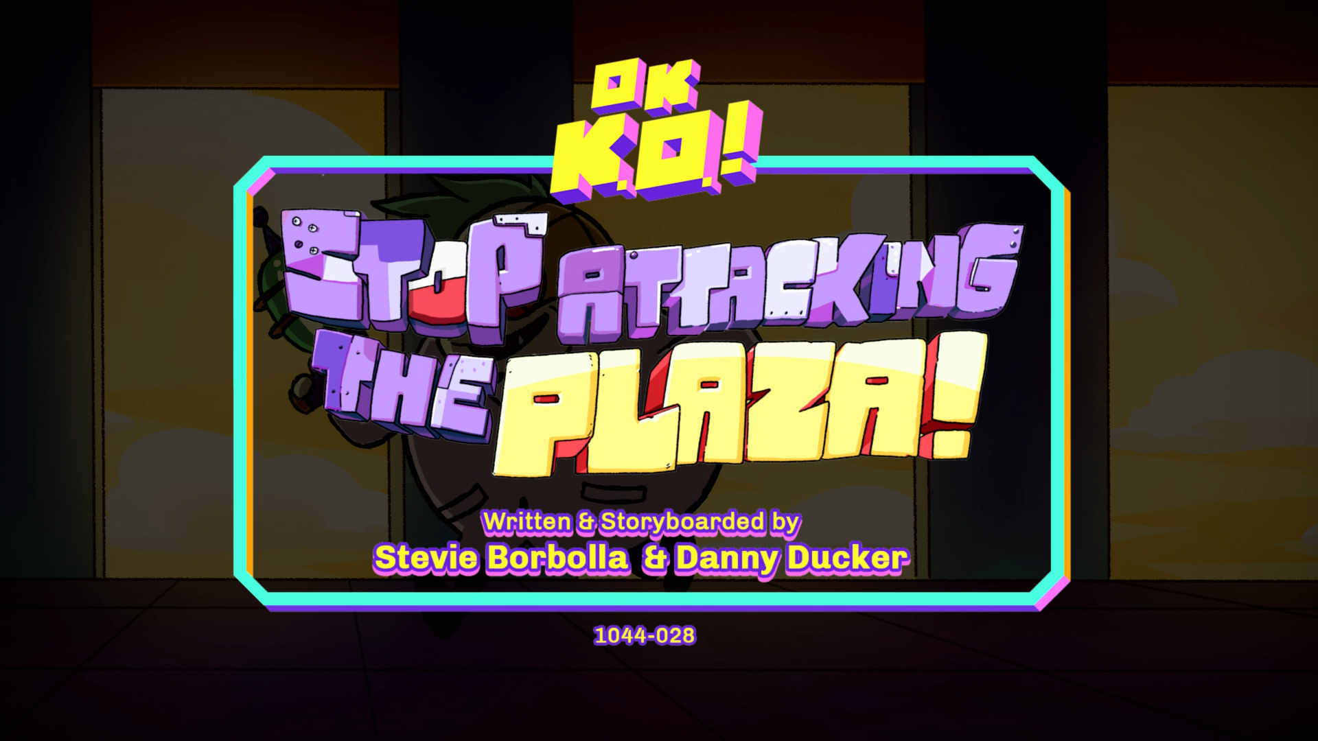 OK K.O.! Let's Be Heroes – T1E27 – Stop Attacking The Plaza [Sub. Español]