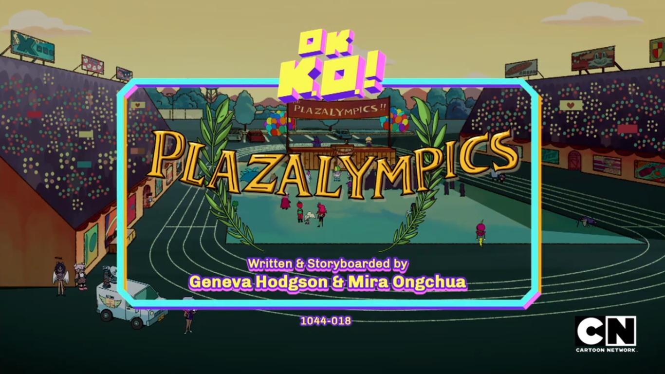 OK K.O.! Let's Be Heroes – T1E36 – Plazalympics [Sub. Español]