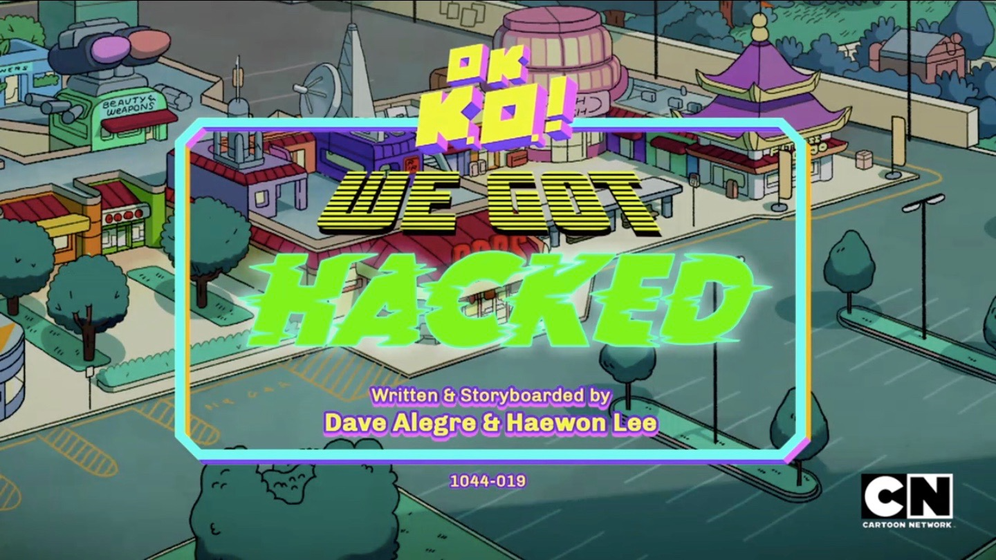 OK K.O.! Let's Be Heroes – T1E37 – We Got Hacked [Sub. Español]