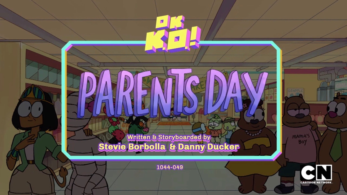 OK K.O.! Let's Be Heroes – T1E38 – Parents Day [Sub. Español]