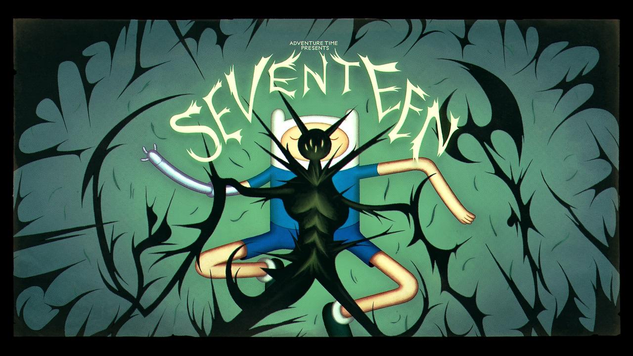 Adventure Time – T9E19 – Seventeen [Sub. Español]