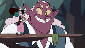 Star vs. The Forces of Evil – T04E13 – A Boy and His DC-700XE / The Monster and The Queen